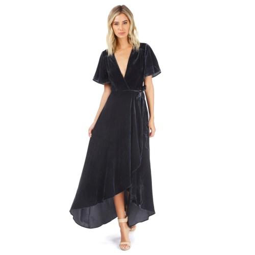 Medium Crop Of Black Tie Dresses