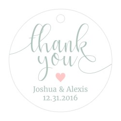 Brilliant Thank You Tags Thank You Tags Wedding Gift Tags Daisies Thank You Tags Michaels Thank You Tags Car