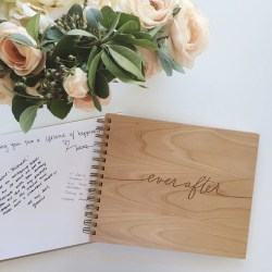 Small Of Wedding Guest Book