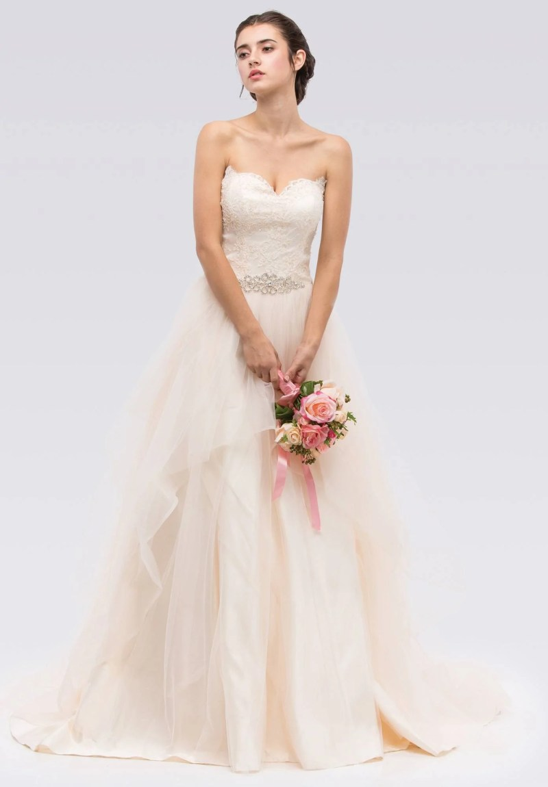 Large Of Champagne Wedding Dresses