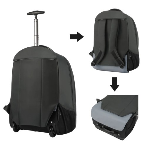 Medium Of Rolling Backpacks For School