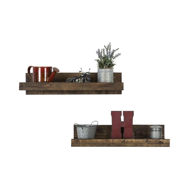 Large Of Wood Floating Shelves