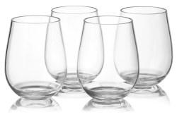 Pristine Notmog Stemless Wine Glass Bulk Set Unbreakable Reusable Plasticdrinking Glass Side Tumbler Notmog Stemless Wine Glass Bulk Set Unbreakable Reusable Plastic
