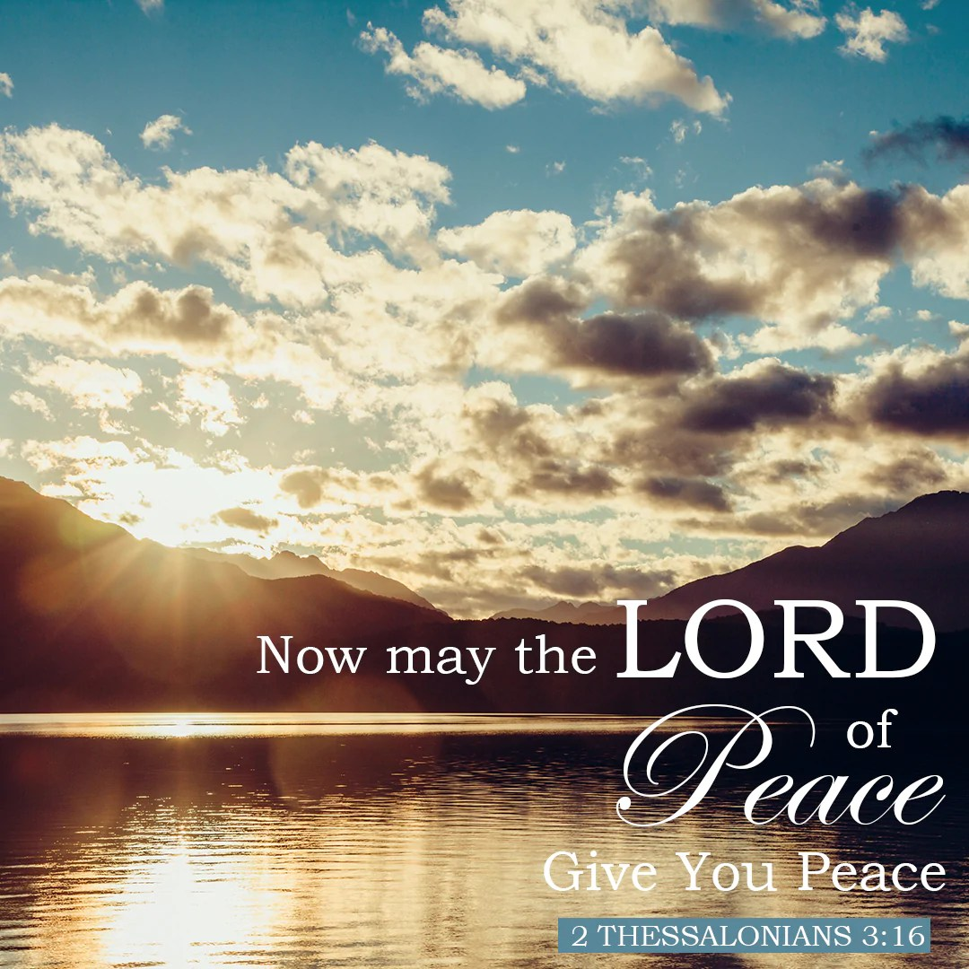 Fullsize Of Bible Verse About Peace