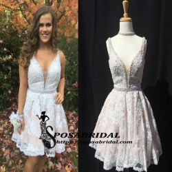 Howling Short Lace T Quality Custom Cheap Homecoming Dresses Wtih Cheap Homecoming Dresses Various Colors Styles Sposabridal Cheap Prom Dresses Online Cheap Prom Dresses Uk Under 30