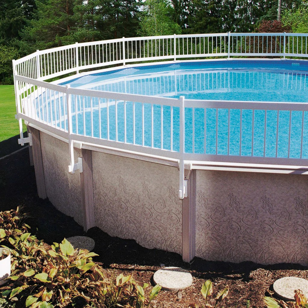 Fullsize Of Above Ground Pool Fence