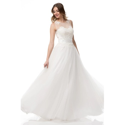 Medium Crop Of Inexpensive Wedding Dresses