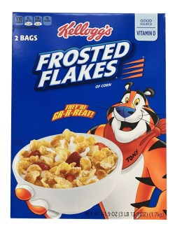 Picturesque Corn Bags Net Wt Frosted Flakes Frosted Flakes Corn Bags Net Wt Kellogg S Frosted Flakes Slogan Kellogg S Frosted Flakes Recipes