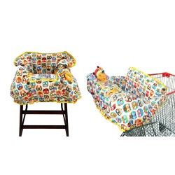 Small Crop Of High Chair Cover
