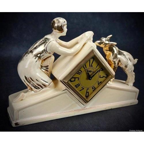 Medium Crop Of Art Deco Clock