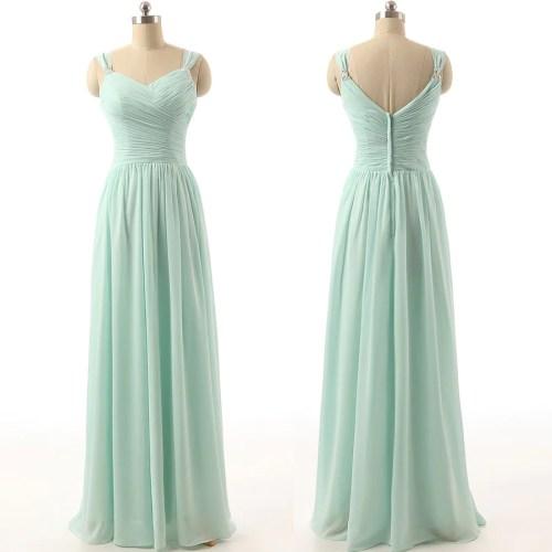 Medium Of Mint Bridesmaid Dresses
