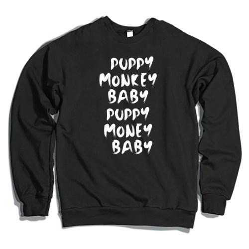 Medium Crop Of Puppy Monkey Baby