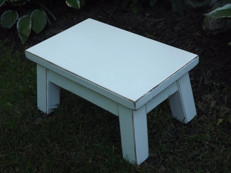 Large Of Wooden Step Stool