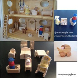Small Crop Of Doll House Furniture
