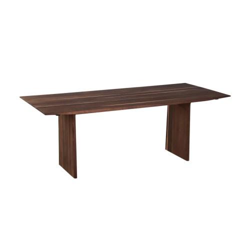 Medium Crop Of Walnut Dining Table