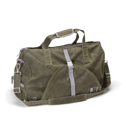 Amazing What Is Plastic Canvas Made Of Weekender Bag Yoga Gym Bag Made From Olive Green Organic Waxed Swami Weekender Yoga Gym Bag Atana What Is Painters Canvas Made photos What Is Canvas Made Of