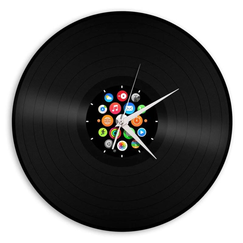Large Of Tech Wall Clock