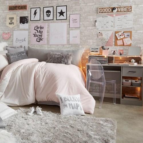 Medium Of Dorm Room Removable Wallpaper