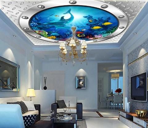 Ceiling Murals - Ceiling Wallpaper - U.S. Delivery | AJ Wallpaper