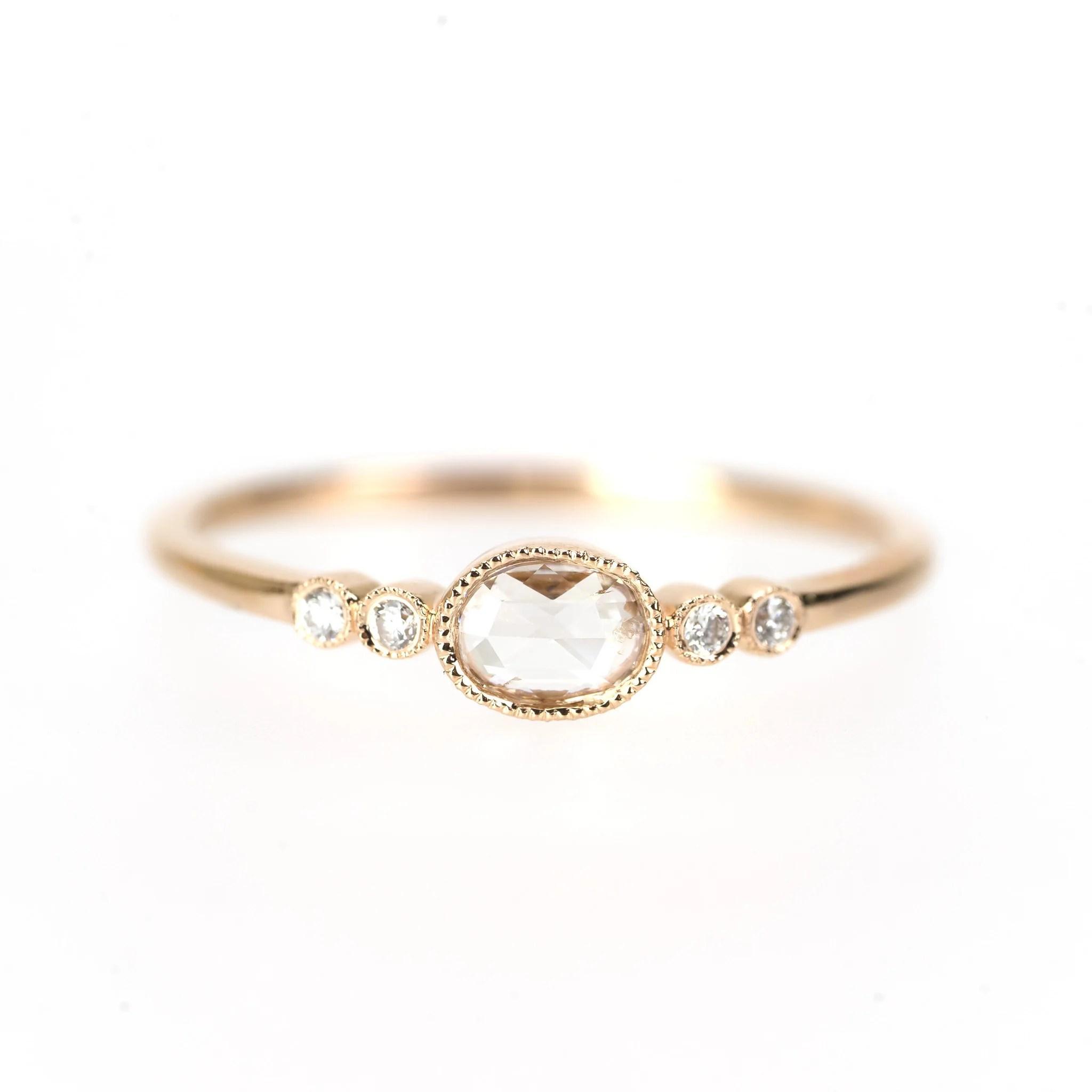 Fullsize Of Rose Cut Diamond