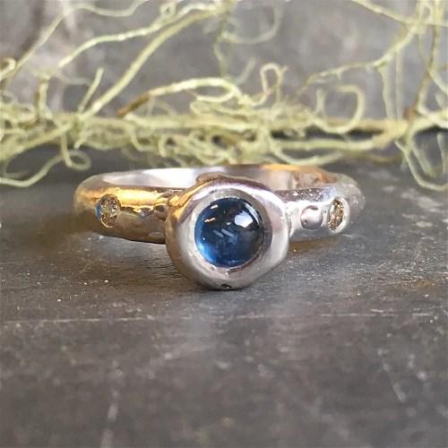 Medium Of Alternative Engagement Rings