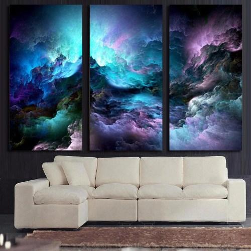 Medium Of 3 Piece Canvas Art
