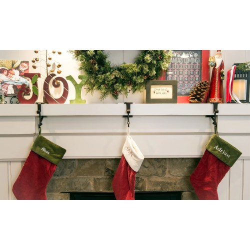 Medium Crop Of Stocking Holders For Mantle