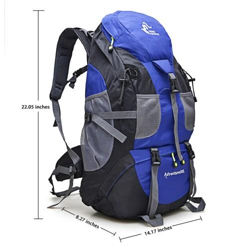 Medium Crop Of Water Resistant Backpack