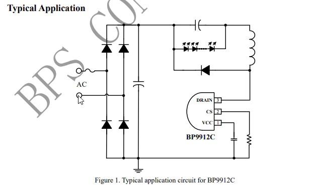 BP9912C--circuit-design