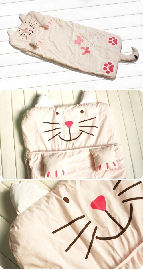 Medium Of Kids Sleeping Bag