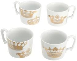 Prissy Rosanna Kings Road Redux Mugs Tea Coffee Lbc Ange Line Tetrault Hidden Animal Teacups