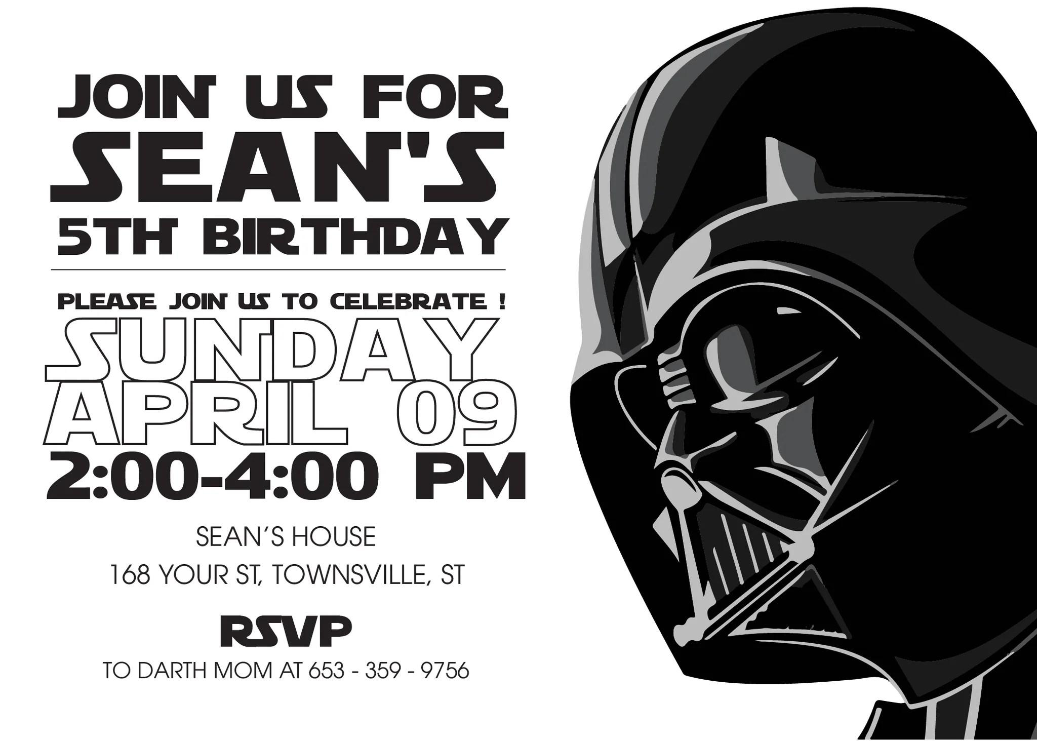 Unique Star Wars Star Wars Birthday Star Wars All Star Birthday Invitations Image Collection Star Wars Invitations Nz Star Wars Invitations Online baby Star Wars Invitations