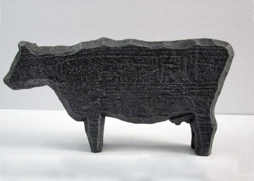 Medium Of Cow Home Decor
