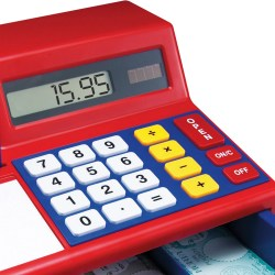 Small Of Toy Cash Register