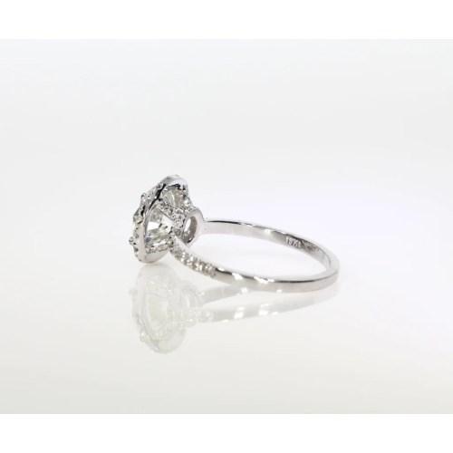 Medium Crop Of Round Cut Engagement Rings