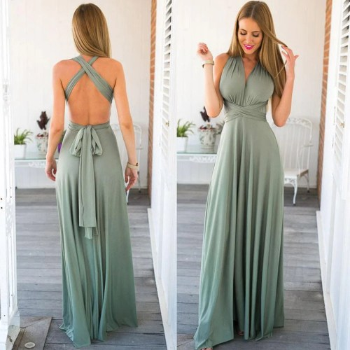 Medium Crop Of Convertible Bridesmaid Dress