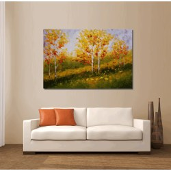 Inspirational Landscape Birch Tree Extra Large Canvas Large Landscape Birch Tree Extra Large Canvas Oil Large Canvas Art Nz Large Canvas Art Uk