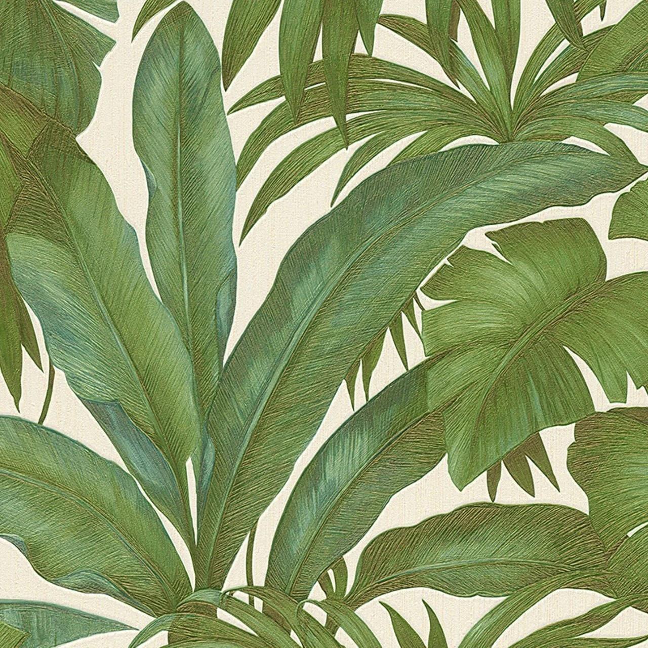 Fullsize Of Palm Leaf Wallpaper