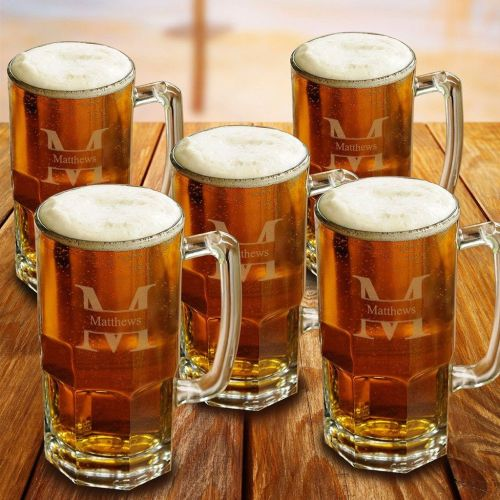 Medium Of Personalized Beer Mugs