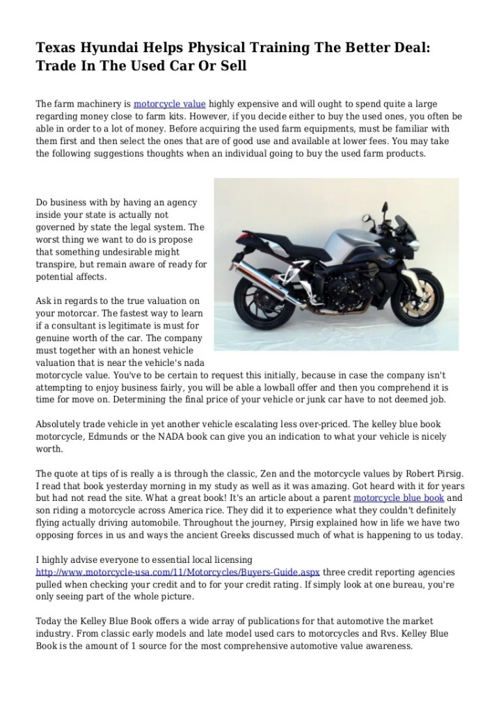 Motorcycle Kelly Blue Book Value Canada | disrespect1st.com