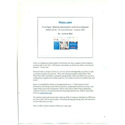 Beauteous Bycorinneblair Petco 140922175953 Phpapp02 Thumbnail 4 Petco Customer Service Reviews Petco Customer Service Jobs