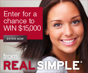 Real Simple Sweepstakes