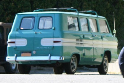 Top 5 Chevy Vans Of All Time: #1 1961–1965 Corvair Greenbrier - Chevy Hardcore