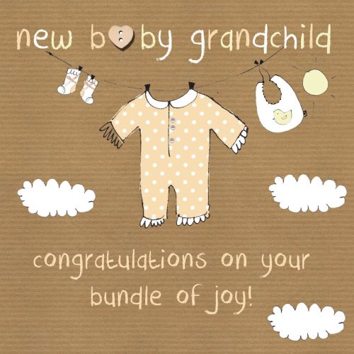 Medium Of Congratulations On Your New Baby