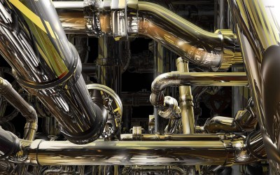 Pipes [2] wallpaper - 3D wallpapers - #23802