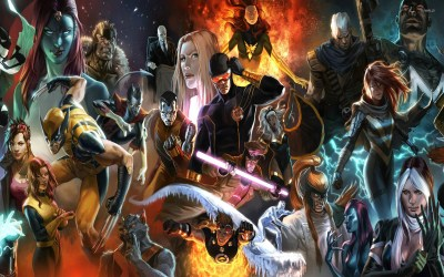 X-Men wallpaper - Comic wallpapers - #15516