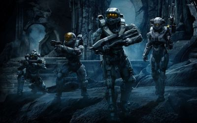 Halo 5: Guardians [5] wallpaper - Game wallpapers - #46160