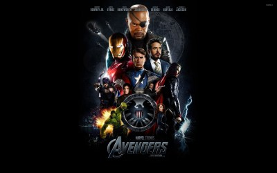The Avengers [4] wallpaper - Movie wallpapers - #10664