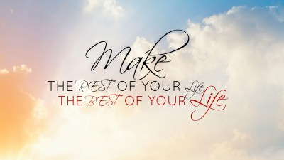 Make the best of your life wallpaper - Quote wallpapers - #52765