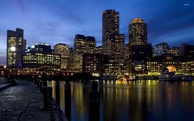 Boston wallpaper - World wallpapers - #11721